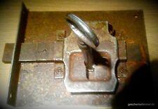 Einlaßschloß+Schlüssel rechts DM 50 mm Möbelbeschläge & Griffe  Möbelschlösser 1