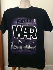 War Concert T shirt Funk R & B Soul Music Memorabilia Concert T shirts