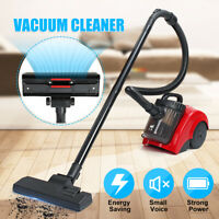 1000W 220V Powered Handheld Vacuum Cleaner 360° Super Suction Dust Cleani