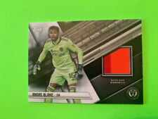 2021 Topps MLS Major League Soccer  Andre Blake Game-Used Two Color Jersey HOT !