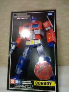 Transformers Masterpiece MP-1 Convoy Figure Japan Anime Toy Free Ship Hobby