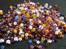 Böhmischer Rocailles Mix 25g 2,5mm Perlen 475