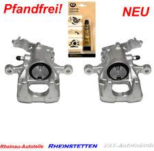 BREMSSATTEL HINTEN re+li AUDI SEAT SKODA VW GOLF VI 04-, TOURAN (Pfand Frei)