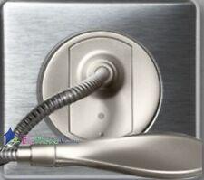 Liseuse Céliane métal aluminium Legrand 67657+80251+68921