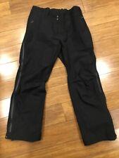 Used- Mens Patagonia Triolet Ski Pants - Size XL- Black