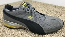 Puma Mens Shoes Cell Turin  Size 14 GrayBlack 186096 08