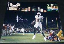 VINCE YOUNG SIGNED AUTOGRAPHED TEXAS LONGHORNS 16x20 ROSE BOWL PHOTO TRISTAR