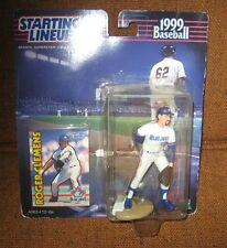 Roger Clemens--1999 Starting Lineup Action Figure--Toronto Blue Jays