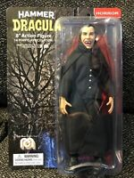 """MEGO HAMMER DRACULA 8"""" ACTION FIGURE IN STOCK SHIPPING NOW!!! HORROR"""
