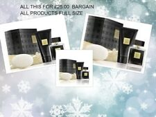 Avon Dress Regalo Set/3 trabajo Little Black Lote/Regalo/Navidad/perfume/Ganga EDP