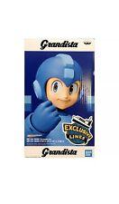 NEW Mega Man 11 Rockman Grandista 23cm Figure Capcom Japan limited Banpresto