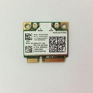 IBM Lenovo Thinkpad Wireless N Dual Band Card L420 L520 T420 T420i T420s T520