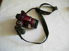 Nikon Coolpix P510 16 MP red. X42 Optical zoom 4.3 - 180 mm 1:3-5.9