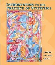 Introduction to the Practice of Statistics by Moore, McCabe and Craig, 6th Ed.