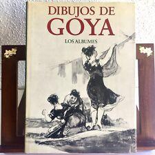 Libro Dibujos De Goya: Los Álbumes de Pierre Gassier 1973