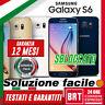 SMARTPHONE SAMSUNG GALAXY S6 SM-G920 32GB/64GB ORIGINALE! g920f g920v_GAR.ITALIA