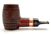 Rattray's 'Devil's Cut' Fass Pfeife pipe pipa - 9mm Filter sandgestrahlt braun