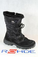Rohde Damen Stiefel Boots Stiefeletten Winterstiefel schwarz Sympatex 9364 Neu!