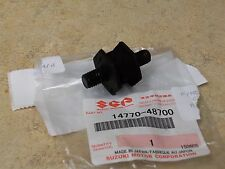 NEW OEM SUZUKI LT250R LT 250R QUADRACER 250 EXHAUST HEADER HANGER MOUNT DAMPER