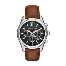 Michael Kors Men's Lexington Brown Watch MK8456