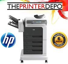 HP LaserJet Enterprise M4555FSKM Ultimate All-In-One Mono Printer CE504A