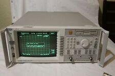 Agilent 8712ET 300Khz - 1300Mhz RF Network Analyzer