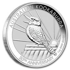 AUSTRALIE 1 Dollar Argent 1 Once Kookaburra 2020 1 Oz silver coin Australia