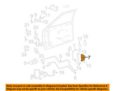 GM OEM Front Door-Door Lock Kit 15111447