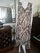 HAMMOCK AND VINE Sz 16 Animal print Dress.Cool relaxed fit.As new