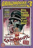 Grindhouse Rimorchio Classici 3 DVD Nuovo DVD (NUC0015)