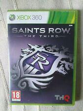 Saints row the third xbox 360 PAL España completo.