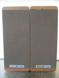 Koss Dyna Mite M/80 Plus 2-Way Speakers New Woofers Tested