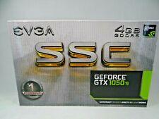 EVGA - NVIDIA GeForce GTX 1050 Ti SSC Gaming 4GB GDDR5 PCI Express 3.0 Graphics