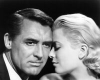 236435 To Catch a Thief Cary Grant Grace Kelly glamour pose WALL PRINT POSTER CA