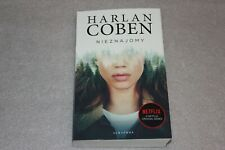 Nieznajomy - Harlan Coben  Polska Książka - Polish Book