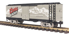 70-78027 Mth One Gauge Coors Light 40' Reefer Car