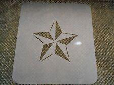Nautical Star Home Decor Stencil!