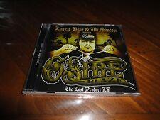 Chicano Rap CD Oside Blaze - Tha Lost Product - Mr. Shadow Layzie Bone - 2014