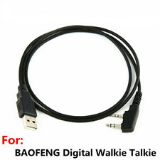 Cabo De Programação Usb Para DMR Walkie Talkie Baofeng DM-5R DM1701 DM-1801 DM-1702
