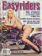 Easyriders Magazine August 1996 - No 278 - Very Good Condition