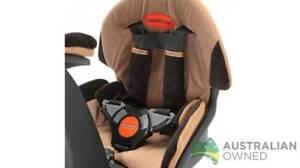 DELUXE weeride child bike seat