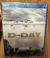 New And Sealed D-day Remembered Blu-ray