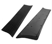 Chevrolet Chevy Running Board Mat / Cover Set Moulded Rubber NS 37,38 1937-1938