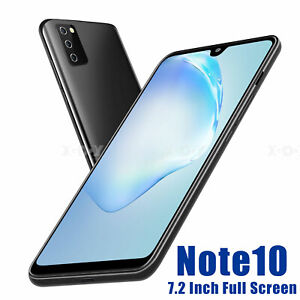 2021 New 7.2 inch 4G Unlocked Android Smartphone Quad Core Dual SIM Mobile Phone