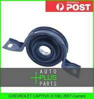 Fits CHEVROLET CAPTIVA (C100) - Driveshaft Prop Shaft Center Bearing Support
