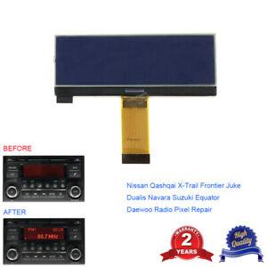 FOR NISSAN JUKE LCD DISPLAY SCREEN FOR DAEWOO RADIO AGC-0070 AGC-0071 2010-2012