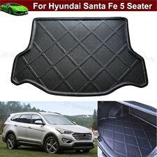 Car Cargo Mat Trunk Liner Tray Floor Mat for Hyundai Santa Fe 2013-2021 5 Seater