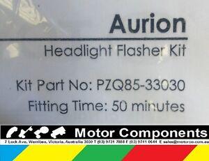TOYOTA HEADLIGHT FLASHER KIT Camry Aurion Hybrid  ACV40,GSV40 6/06 > PZQ85-33030
