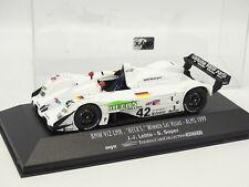 Onice 1/43 - BMW V12 LMR Becks Winner Las Vegas ALMS 1999