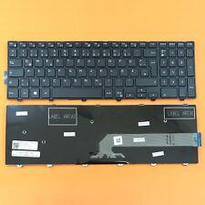 DEUTSCHE - Schwarz Tastatur Keyboard komp. für DELL Inspiron 15-5547, 15-5545
